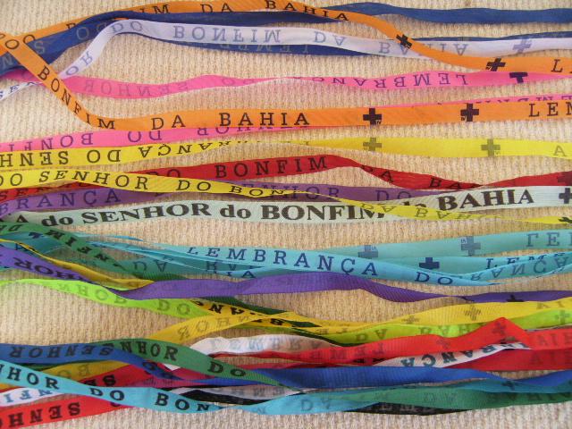 bracelets divers de Notre-Dame de Bomfim - Porte-bonheur