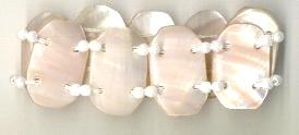 Bracelet in madre-perola - mother of pearl