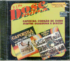 double cd capoeira